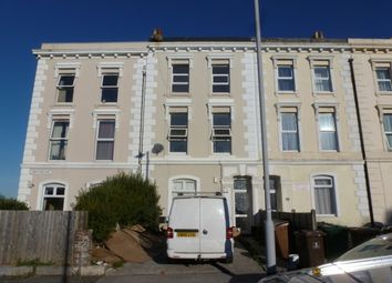 Thumbnail 1 bedroom flat for sale in North Road East, Plymouth