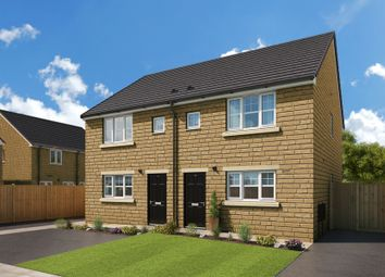 "Thumbnail 3 bed property for sale in ""The Laskill At Highgrove Place"" at Smirthwaite Street, Burnley"