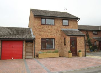 Thumbnail 3 bed detached house for sale in Andrews Close, Chippenham