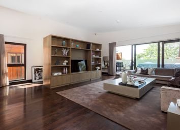 Thumbnail 5 bed flat for sale in West Heath Road, London