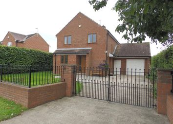Thumbnail 3 bed detached house for sale in Harrogate Road, Minskip, York