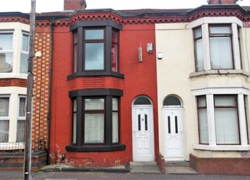 Thumbnail 2 bedroom terraced house to rent in Cameron Street, Kensington, Liverpool