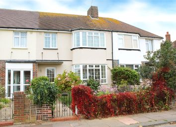 Thumbnail 3 bed terraced house for sale in Goring-By-Sea, Worthing, West Sussex