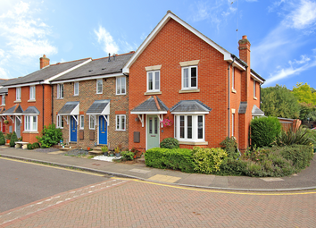 Thumbnail 3 bed end terrace house for sale in Millmead Way, Hertford