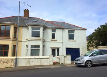 Thumbnail 4 bedroom semi-detached house for sale in Priory Road, Milford Haven, Pembrokeshire