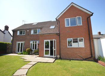 Thumbnail 4 bed detached house to rent in Bellstone House, Crewe Road, Sandbach