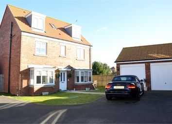 Thumbnail 6 bed detached house for sale in Castle Court, Seahouses