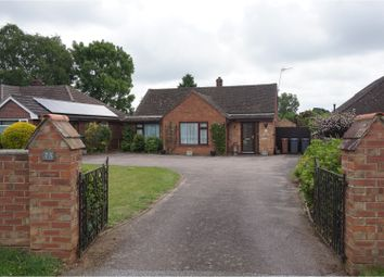 Thumbnail 2 bed detached bungalow for sale in Old Barrack Road, Woodbridge
