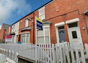 Thumbnail 2 bedroom terraced house for sale in Henley Avenue, Brazil Street, Hull