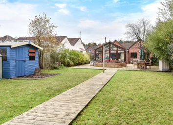 Thumbnail 3 bed detached bungalow for sale in College Road, College Town, Sandhurst, Berkshire