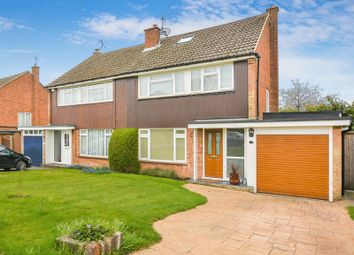 Thumbnail 4 bed semi-detached house for sale in Meadow Walk, Penn, High Wycombe