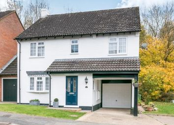 Thumbnail 4 bed link-detached house for sale in Lychpit, Basingstoke, Hampshire