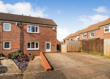 2 bed end terrace house for sale in Southerwood, Old Catton, Norwich NR6