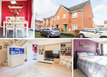 Thumbnail 3 bed semi-detached house for sale in Heol Senni, Bettws, Newport