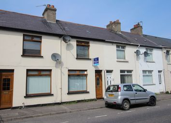 Thumbnail 2 bed terraced house for sale in Church Street, Bangor