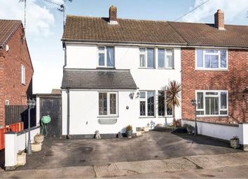 Thumbnail 3 bed semi-detached house for sale in Gwernant Road, Warden Hill, Cheltenham, Gloucestershire