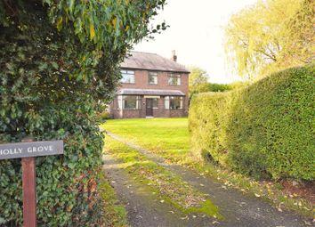 Thumbnail 4 bedroom detached house for sale in Hugmore Lane, Llan-Y-Pwll, Wrexham