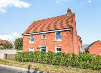 Thumbnail 3 bed semi-detached house for sale in Dragonfly Close, Frome