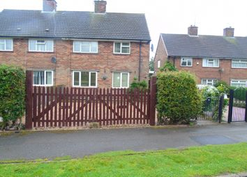 Thumbnail 3 bed semi-detached house to rent in Eastfield Drive, South Normanton, Alfreton
