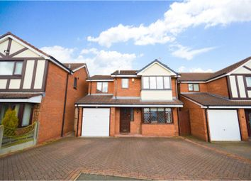 Thumbnail 3 bed detached house for sale in Stainforth Close, Nuneaton
