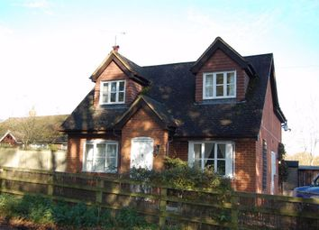 Thumbnail 3 bed detached house to rent in Newnham Road, Newnham, Hook