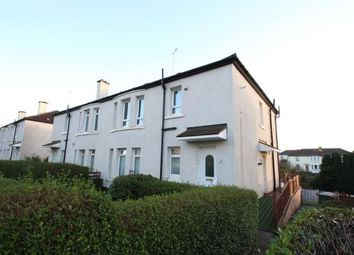 Thumbnail 2 bed flat for sale in Haywood Street, Lambhill, Glasgow, Lanarkshire