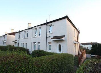 Thumbnail 2 bedroom flat for sale in Haywood Street, Lambhill, Glasgow, Lanarkshire
