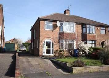 Thumbnail 3 bedroom semi-detached house for sale in Wade Drive, Mickleover, Derby