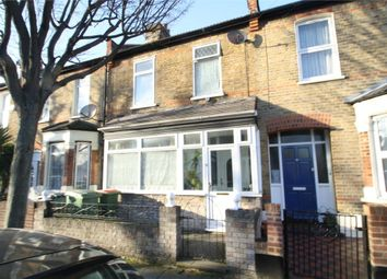 Thumbnail 3 bed terraced house for sale in Haldane Road, East Ham, London