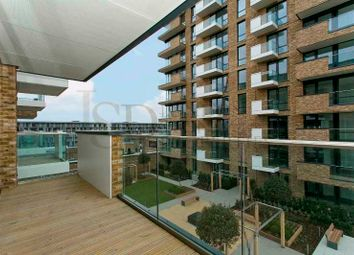Thumbnail 1 bed flat to rent in 2 Victory Parade, Royal Arsenal Riverside