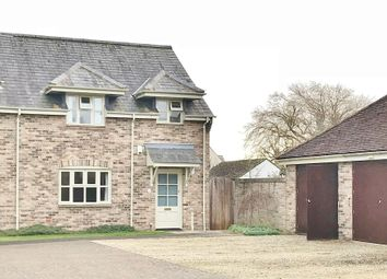 Thumbnail 2 bed end terrace house for sale in Abingdon Court Farm, Cricklade, Swindon