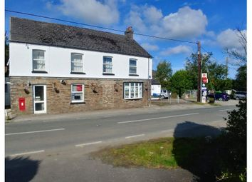 Thumbnail Retail premises for sale in Marshgate Post Office And Stores, Camelford