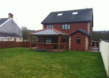 Thumbnail 5 bed detached house to rent in Ystrad Road, Fforestfach, Swansea