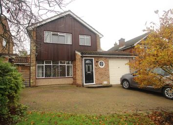 Thumbnail 3 bed detached house for sale in Warren Gardens, Chelsfield