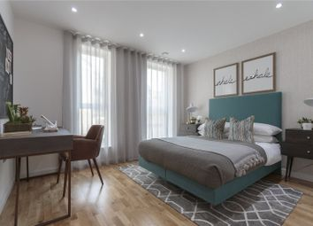 Thumbnail 2 bed flat for sale in Giles Court, 4 Tabernacle Gardens, London