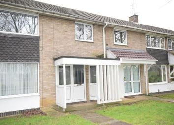 Thumbnail 3 bed terraced house to rent in Weymouth Close, Corby