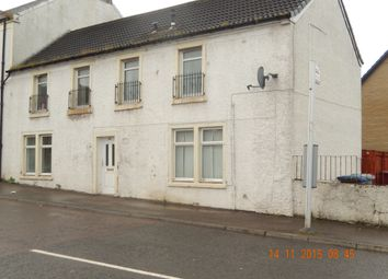 Thumbnail 2 bed flat for sale in 82A Vere Road, Kirkmuirhill, Lanark