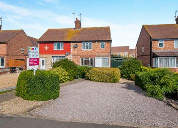 Thumbnail 3 bed semi-detached house for sale in Postland Road, Crowland, Peterborough