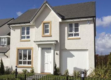 """Thumbnail 4 bedroom detached house for sale in """"Fernie"""" at Auchinleck Road, Glasgow"""