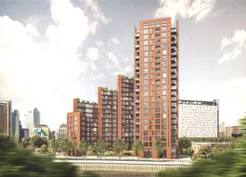 1 bed flat for sale in Orchard Wharf, Poplar E14