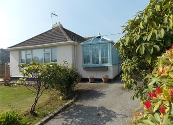 Thumbnail 2 bed detached bungalow for sale in Conway Close, Falmouth, Cornwall