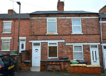 Thumbnail 1 bed terraced house for sale in Haddon Street, Tibshelf, Alfreton