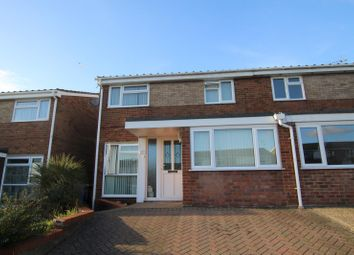 Thumbnail 4 bed semi-detached house to rent in Sheldrake Drive, Ipswich