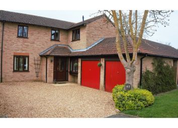 Thumbnail 4 bed detached house for sale in Chestnut Way, Market Deeping