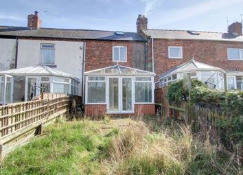 Thumbnail 2 bedroom terraced house for sale in Railway Terrace North, New Herrington, Houghton Le Spring