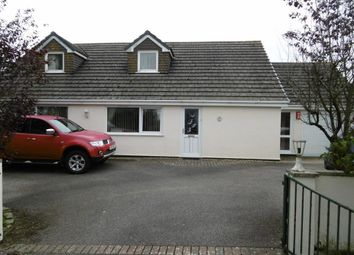 Thumbnail 4 bed detached bungalow to rent in Stibb, Bude, Cornwall
