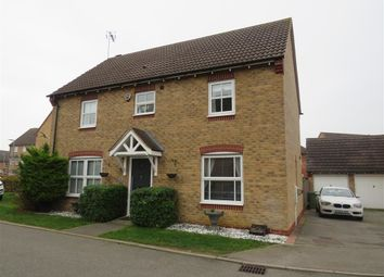Thumbnail 4 bed property to rent in Wake Close, Wellingborough