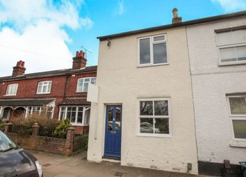 Thumbnail 2 bed end terrace house for sale in Sandridge Road, St.Albans