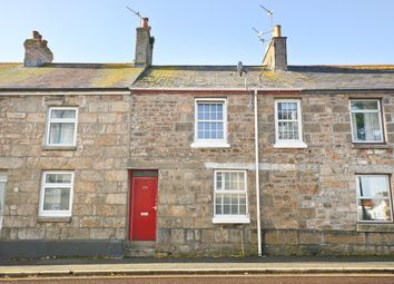 Thumbnail 3 bed terraced house for sale in St Clare Street, Penzance