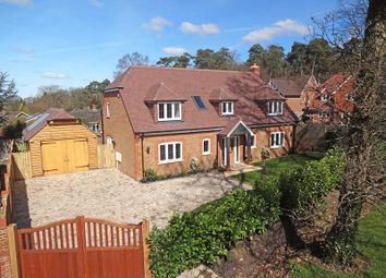Thumbnail 4 bed detached house for sale in The Martins, Portsmouth Road, Hindhead